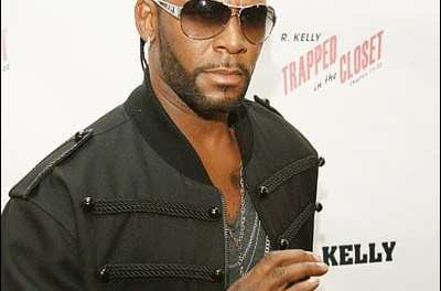 R.Kelly South African Tour