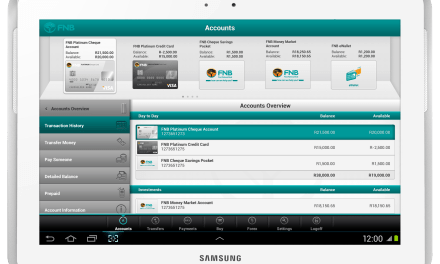FNB launches next generation Banking App for tablets