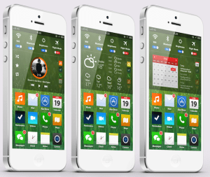 Apple iOS 7 Unveiled