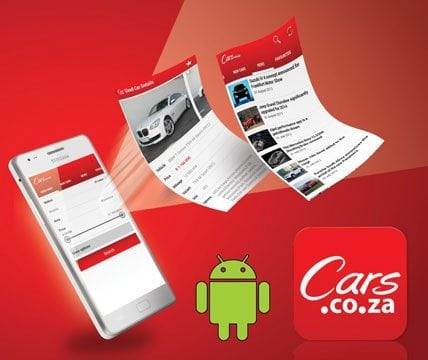 Cars.co.za Releases Powerful Car App for Android