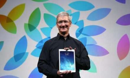 "Apple unveils ""iPad Air"" – ships from November 1"