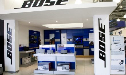 Wired for sound with Bose boutique stores within stores