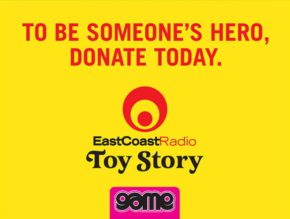 ECR Toy Story 2013: Be Someone's Hero