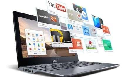 Acer C720P Chromebook unveiled
