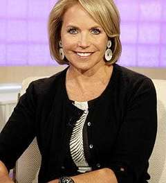 Katie Couric – The New Face Of Yahoo News