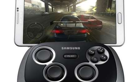 Samsung unveils 'GamePad' for Android phones
