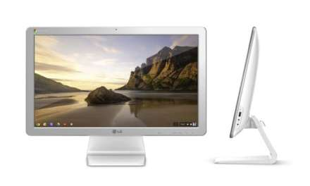 LG set to unveil its all-in-one desktop that runs Chrome OS