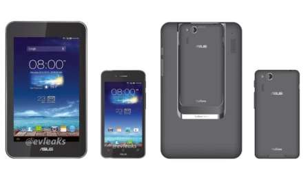 Images, specs and official launch date of Asus Padfone Mini leaked