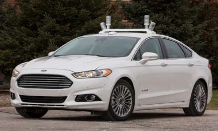 Ford unveils its first self-driving car