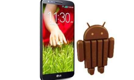 LG G2 set to get Android 4.4 KitKat update internationally by end of March