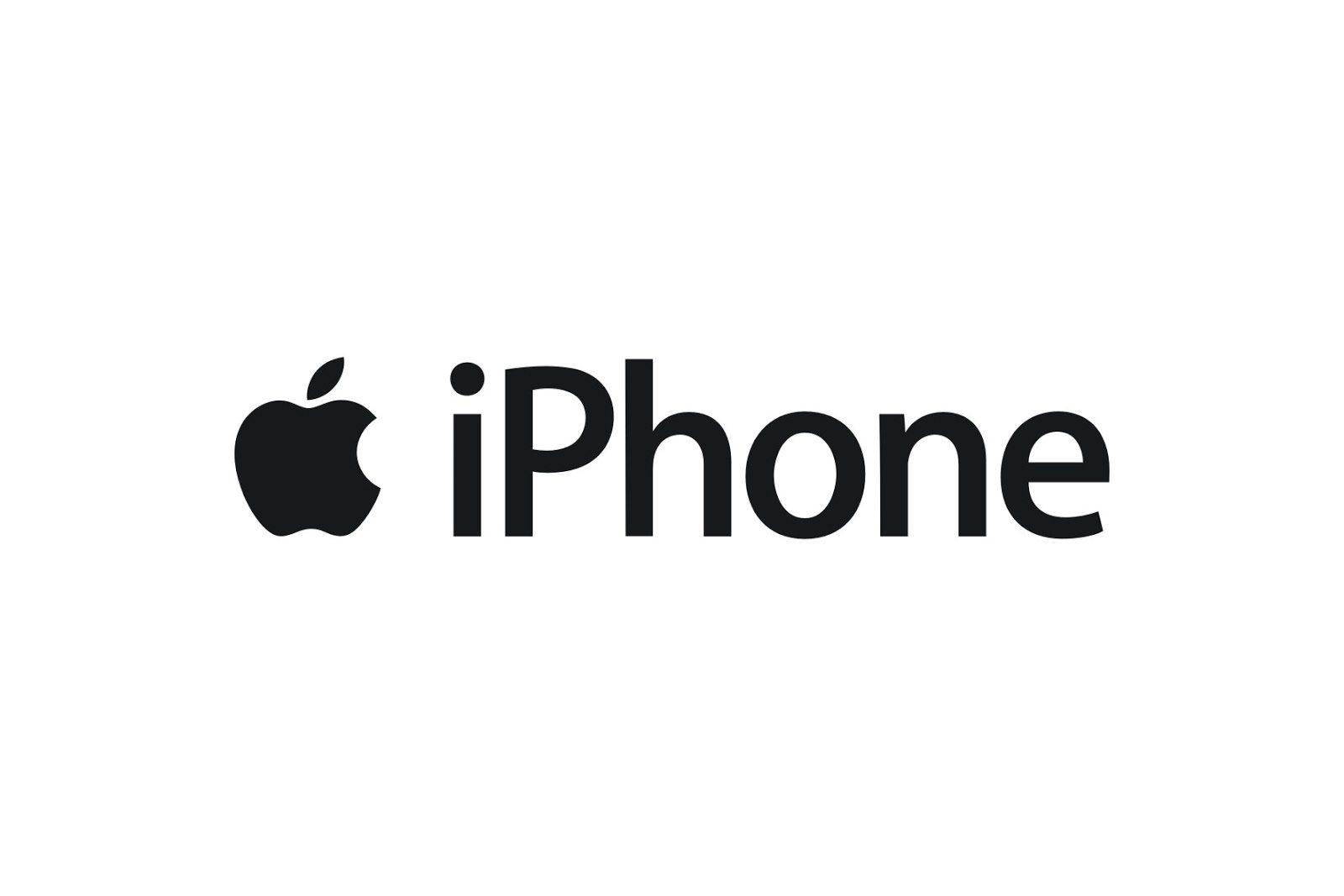 Resultado de imagen para iPhone logo