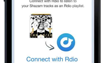 Rdio and Shazam Announce Expansion of Music Discovery Partnership to include South Africa