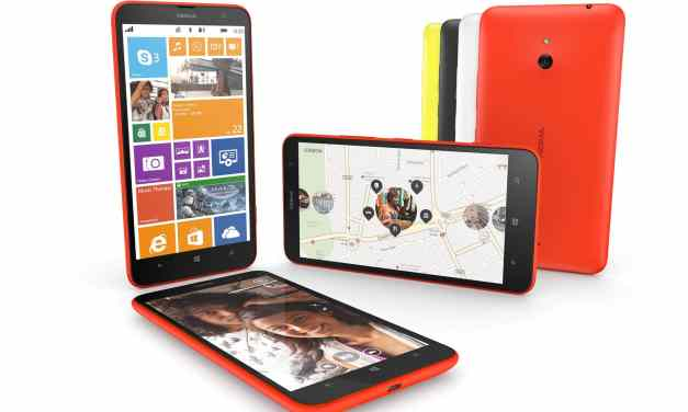 Nokia Lumia 1320 arrives in South Africa