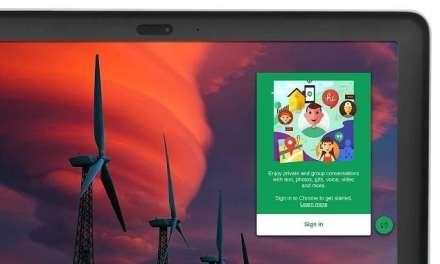 Google Hangouts Chrome App arrives on Chrome OS and Windows