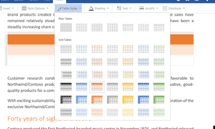 Android Tablets Can Now Get A Taste Of Microsoft Office Preview, Available On Google Play
