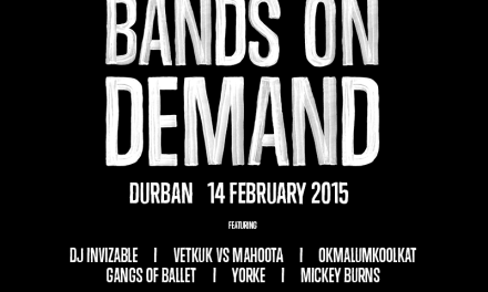 Win A Party On The Bus For You & Your Partner + One Of SA's Best Bands