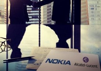 Signed! Nokia Buys Alcatel-Lucent