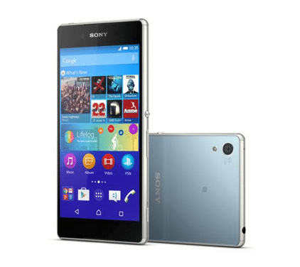 Sony Launches The Xperia Z4