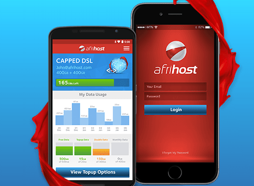 The New and Improved Afrihost App