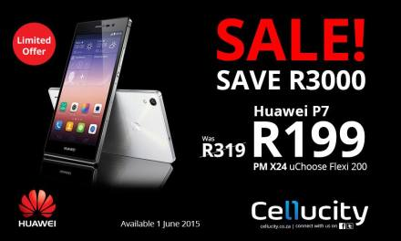 Deal Of The Week: Huawei Ascend P7