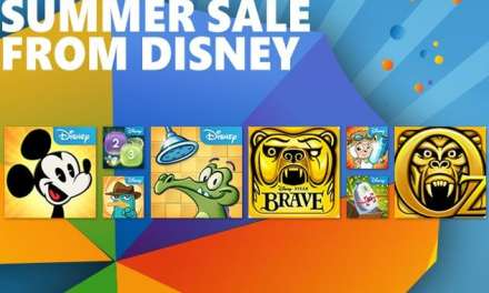 Windows Phone Users Get 9 Games Free From Disney Till Wednesday