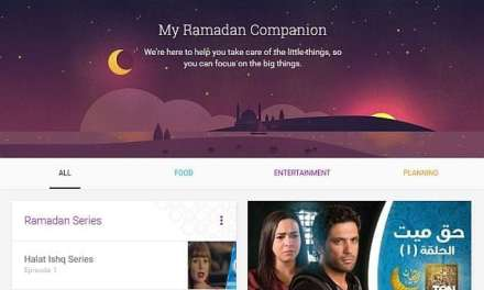 My Ramadan Companion Website Launched By Google