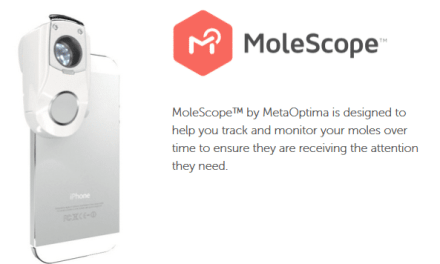 MoleScope – Empowering patients and physicians to monitor skin problems more closely efficiently