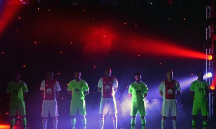 Ajax Cape Town unveils new kit and renews sponsorship with technology giant Huawei
