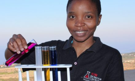 From Volunteer To Educator @ NPO organisation, Introducing Celiwe Chauca