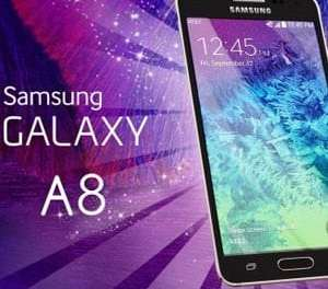 Samsung Unveils Its Thinnest Smartphone Ever, Galaxy A8!