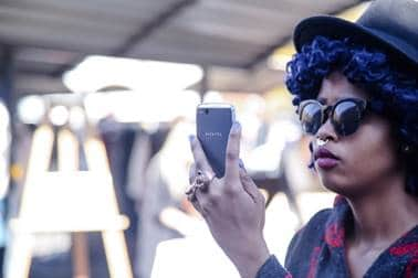 ALCATEL ONETOUCH tunes into the buzz at The Social Market