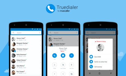"Truedialer App eliminates the Need for ""Out Of Office"" Alerts & ""Do Not Disturb"""