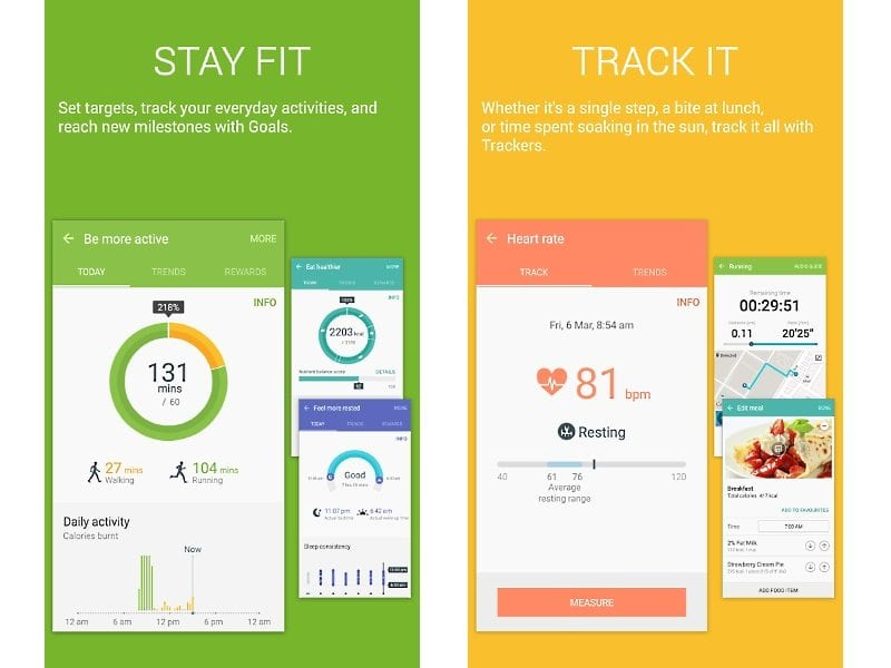 Здоровье и фитнес – топ бесплатных