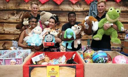More than R1.2 million raised on East Coast Radio's Toy Story with Game Corporate Day!