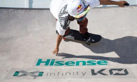 Hisense produces first ever live action local commercial
