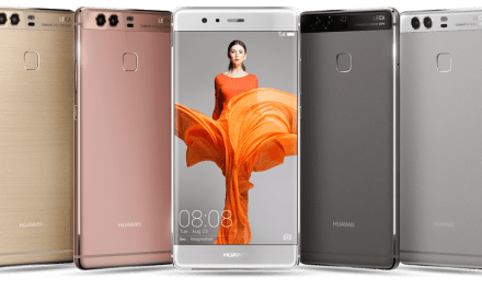 Huawei P9 Launched, World's First Leica Dual-Camera Smartphone!