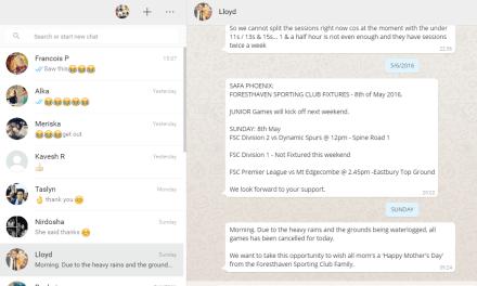 WhatsApp Launches Desktop Apps For Windows & Mac