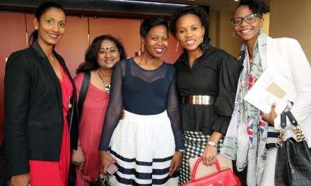Key insights and learnings at #Wonderwomen breakfast in Durban