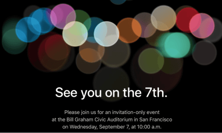 It's Official! Apple Will Launch The iPhone 7 On 7th September