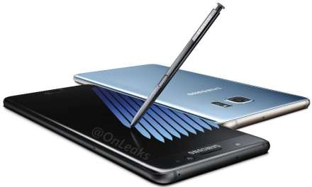 Samsung Galaxy Note7 Features, Specs & Details Leaked Just Ahead Of Launch!