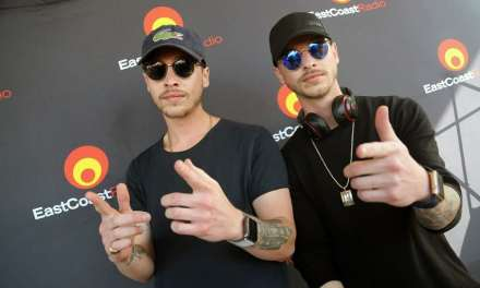 Locnville revved up and ready for Huawei Durban Day!