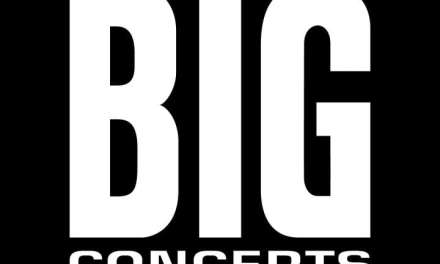 BIG CONCERTS: 2017 Confirmed Shows