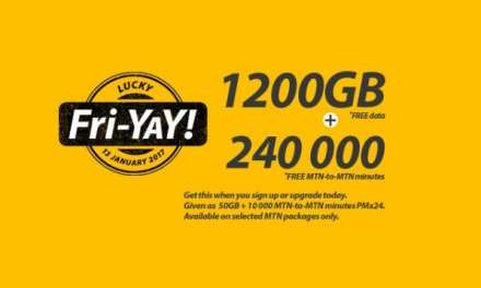 Get 50GB and 10,000 Minutes Free Per Month On Contracts With MTN