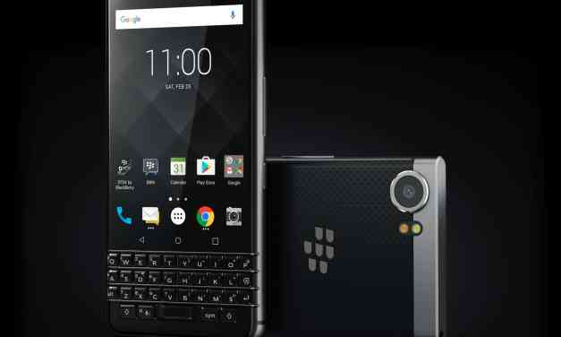 TCL Communication Launches All-New BlackBerry® KEYone To The World At MWC 2017