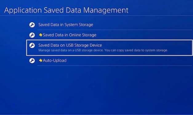 External Hard Drive Support Arrives With PS4 System Software Update 4.50