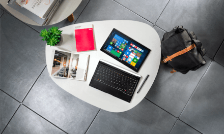 Alcatel Introduces PLUS 12, a Market Leading 4G Connected 2-in-1 Device