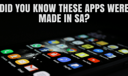 Did You Know These Apps Were Made In SA?