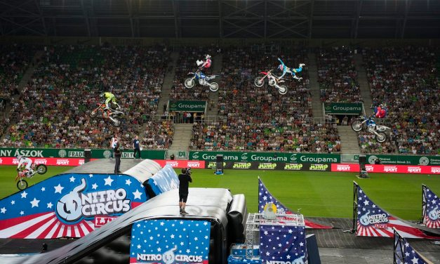 Global Sports Phenomenon NITRO CIRCUS LIVE Returns To South Africa in 2017