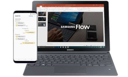 Introducing Samsung Flow, Unlock Windows 10 PCs With Your Phone And Tablet