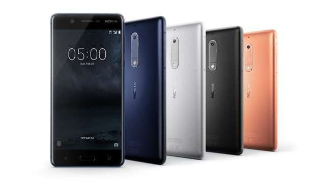 South Africa welcomes sleek, new compact Nokia 5 smartphone